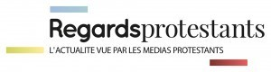 Logo Regardsprotestants rectangle avec baseline